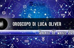 Oroscopo 17 marzo 2018