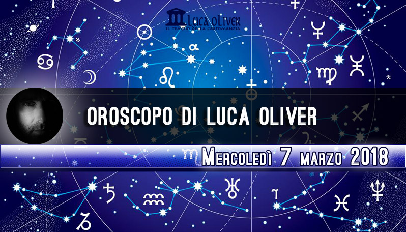 Oroscopo 7 marzo 2018