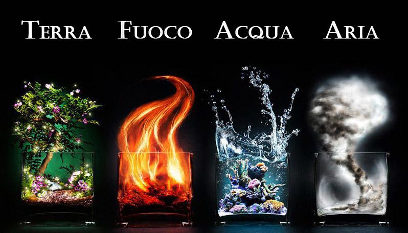 Quattro elementi