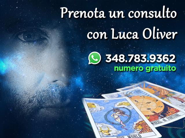 Luca Oliver cartomante astrologo